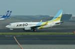 Dojalanaさんが、羽田空港で撮影したAIR DO 737-781の航空フォト(写真)