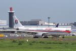 yabyanさんが、成田国際空港で撮影した中国東方航空 A330-243の航空フォト(写真)