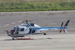 sa322yaさんが、大館能代空港で撮影した中日本航空 AS355F2 Ecureuil 2の航空フォト(写真)