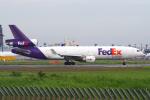 yabyanさんが、成田国際空港で撮影したフェデックス・エクスプレス MD-11Fの航空フォト(写真)