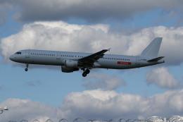 航空フォト:G-POWU イージージェット A321