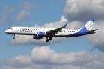 sky-spotterさんが、ロンドン・ガトウィック空港で撮影したベラヴィア航空 ERJ-190-200 LR (ERJ-195LR)の航空フォト(写真)