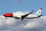sky-spotterさんが、ロンドン・ガトウィック空港で撮影したノルウェー・エアUK 737-8JPの航空フォト(写真)