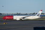 xingyeさんが、ジェネラル・エドワード・ローレンス・ローガン国際空港で撮影したノルウェー・エアUK 787-9の航空フォト(写真)