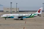 SKY TEAM B-6053さんが、中部国際空港で撮影した中国東方航空 A330-243の航空フォト(写真)
