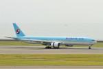 raiden0822さんが、中部国際空港で撮影した大韓航空 777-3B5の航空フォト(写真)