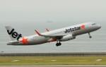 raiden0822さんが、中部国際空港で撮影したジェットスター・ジャパン A320-232の航空フォト(写真)