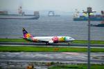 まいけるさんが、羽田空港で撮影したスカイネットアジア航空 737-43Qの航空フォト(写真)