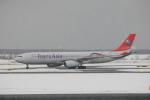 LEGACY-747さんが、新千歳空港で撮影したトランスアジア航空 A330-343Xの航空フォト(写真)