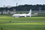 kumagorouさんが、嘉手納飛行場で撮影したアメリカ空軍 E-8C J-Stars (707-300C)の航空フォト(飛行機 写真・画像)