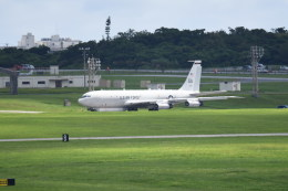 kumagorouさんが、嘉手納飛行場で撮影したアメリカ空軍 E-8C J-Stars (707-300C)の航空フォト(写真)