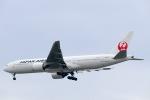 スカイチームKMJ なぁちゃんさんが、福岡空港で撮影した日本航空 777-289の航空フォト(写真)