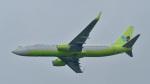 パンダさんが、成田国際空港で撮影したジンエアー 737-8SHの航空フォト(飛行機 写真・画像)