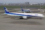 キイロイトリさんが、羽田空港で撮影した全日空 777-381/ERの航空フォト(写真)