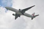 LEGACY-747さんが、那覇空港で撮影した日本航空 777-346の航空フォト(写真)