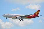 LEGACY-747さんが、那覇空港で撮影した香港航空 A330-243の航空フォト(飛行機 写真・画像)