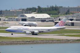 LEGACY-747さんが、那覇空港で撮影したチャイナエアライン 747-409の航空フォト(写真)
