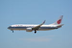 LEGACY-747さんが、那覇空港で撮影した中国国際航空 737-89Lの航空フォト(飛行機 写真・画像)
