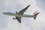 LEGACY-747さんが、那覇空港で撮影した日本航空 767-346の航空フォト(写真)