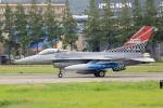 new_2106さんが、横田基地で撮影したアメリカ空軍 F-16CM-40-CF Fighting Falconの航空フォト(写真)
