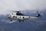 ピーチさんが、岡山空港で撮影した陸上自衛隊 EC225LP Super Puma Mk2+の航空フォト(写真)
