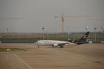 jjieさんが、上海浦東国際空港で撮影したUPS航空 767-34AF/ERの航空フォト(写真)