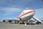 B747‐400さんが、千歳基地で撮影した航空自衛隊 747-47Cの航空フォト(写真)