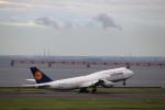 ハム太郎。さんが、羽田空港で撮影したルフトハンザドイツ航空 747-130の航空フォト(写真)