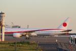 funi9280さんが、千歳基地で撮影した航空自衛隊 777-3SB/ERの航空フォト(写真)