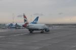uhfxさんが、パリ シャルル・ド・ゴール国際空港で撮影したブリティッシュ・エアウェイズ A319-131の航空フォト(飛行機 写真・画像)