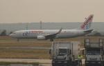 uhfxさんが、パリ シャルル・ド・ゴール国際空港で撮影したエア・ヨーロッパ 737-86Qの航空フォト(写真)