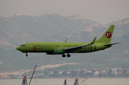 航空フォト:VQ-BMG S7航空 737-800