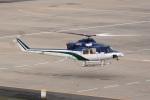 ドリさんが、福島空港で撮影した北海道防災航空隊 412の航空フォト(写真)