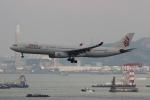 uhfxさんが、香港国際空港で撮影したキャセイドラゴン A330-342の航空フォト(飛行機 写真・画像)