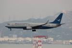uhfxさんが、香港国際空港で撮影した厦門航空 737-85Cの航空フォト(写真)