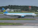 Y@RJGGさんが、成田国際空港で撮影したウズベキスタン航空 767-33P/ERの航空フォト(写真)