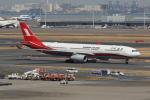 MA~RUさんが、羽田空港で撮影した上海航空 A330-343Xの航空フォト(写真)