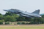 Tomo-Papaさんが、フェアフォード空軍基地で撮影したスウェーデン空軍 JAS39Dの航空フォト(飛行機 写真・画像)