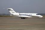 北の熊さんが、新千歳空港で撮影したテキストロン・アビエーション Cessna 700 Citation Longitudeの航空フォト(写真)