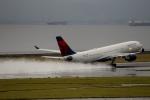 ハピネスさんが、中部国際空港で撮影したデルタ航空 A330-223の航空フォト(飛行機 写真・画像)