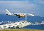 T.Sazenさんが、関西国際空港で撮影したアイスランド航空 757-208の航空フォト(写真)
