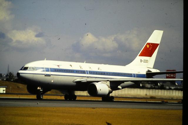 中国民用航空局 Airbus A310-200...