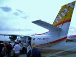 westtowerさんが、アフォンソ・ペーナ国際空港で撮影したNHT リンハス・アエレアス  L-410UVP-E20 Turboletの航空フォト(写真)