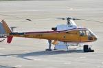 Dojalanaさんが、函館空港で撮影した東邦航空 AS350B Ecureuilの航空フォト(飛行機 写真・画像)
