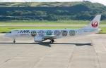 STAR ALLIANCE☆JA712Aさんが、長崎空港で撮影したジェイ・エア ERJ-190-100(ERJ-190STD)の航空フォト(写真)