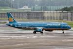 Cozy Gotoさんが、成田国際空港で撮影したベトナム航空 A321-231の航空フォト(写真)