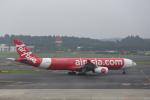 ATOMさんが、成田国際空港で撮影したタイ・エアアジア・エックス A330-343Xの航空フォト(飛行機 写真・画像)