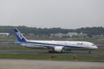 ATOMさんが、成田国際空港で撮影した全日空 787-9の航空フォト(写真)