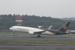 ATOMさんが、成田国際空港で撮影したUPS航空 767-34AF/ERの航空フォト(写真)