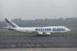 ATOMさんが、成田国際空港で撮影したウエスタン・グローバル・エアラインズ 747-446(BCF)の航空フォト(写真)